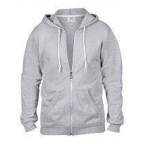 Anvil Zip Hooded